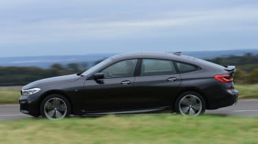 Used BMW 6 Series GT - side