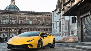 Lamborghini Huracan Performante 2017 static