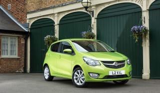 Vauxhall Viva 2015  - front static