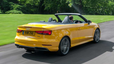 Audi A3 Cabriolet - rear
