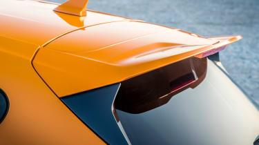 Ford Focus ST - spoiler