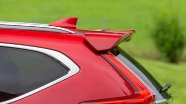 Honda CR-V - tailgate