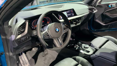 BMW 2 Series Gran Coupe - Los Angeles dash