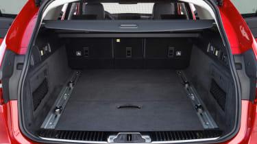 Jaguar XF Sportbrake 2.0 petrol R Sport boot seats down