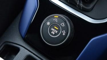 Volkswagen T-Roc R - drive mode