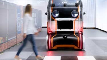 JLR Virtual Eyes - zebra crossing