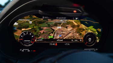 Audi Q2 - Virtual Cockpit