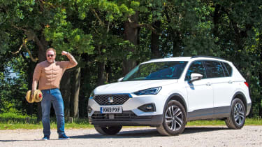SEAT Tarraco - best long-term cars 2019