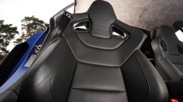 Used Audi R8 - seat
