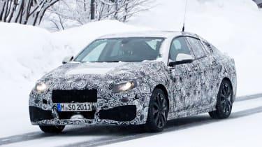 BMW 2 Series Gran Coupe - spyshot 2
