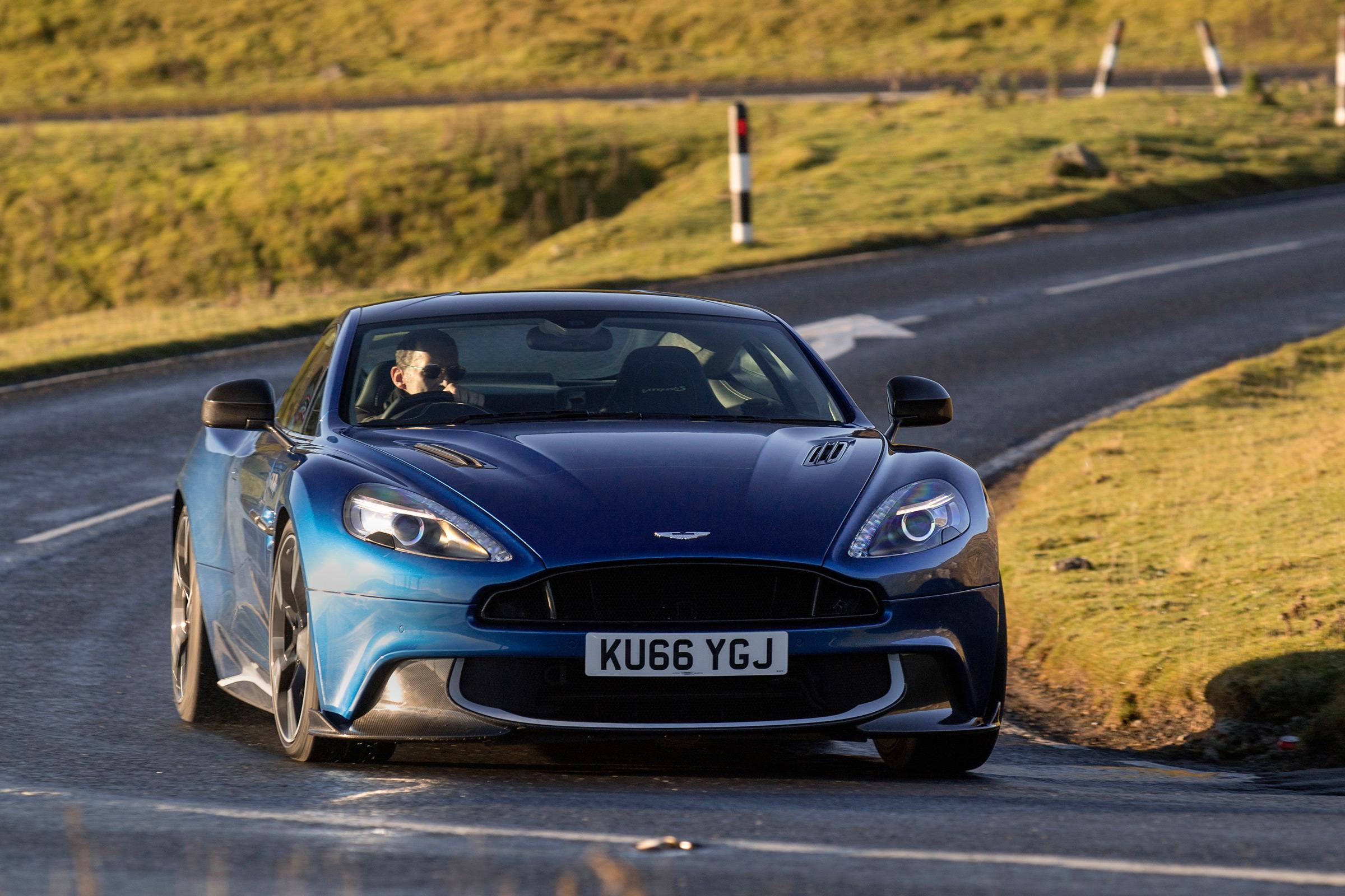 Aston Martin Vanquish S Review Auto Express