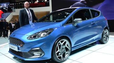 Ford Fiesta ST - Stuart Milne's Geneva Motor Show star