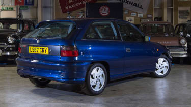 Magnificent Seven: Vauxhall Astra mk3