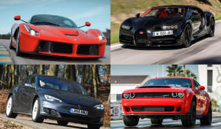 Fastest Accelerating cars