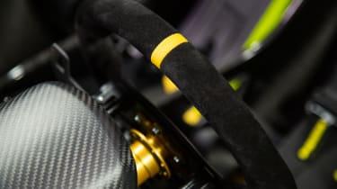 vuhl 05rr steering wheel