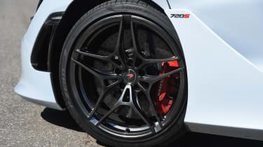 McLaren 720S - wheel