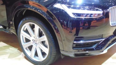 Volvo XC90 Excellence Geneva - headlight