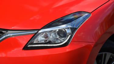 Suzuki Baleno - front light detail