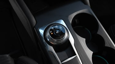 Ford Focus diesel Titanium - controls