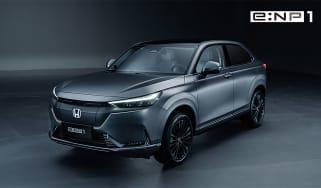 Honda e:NP1 - front
