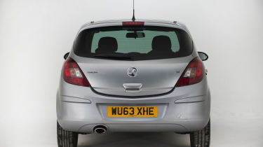 Used Vauxhall Corsa - full rear