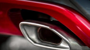 Ford Puma - exhaust