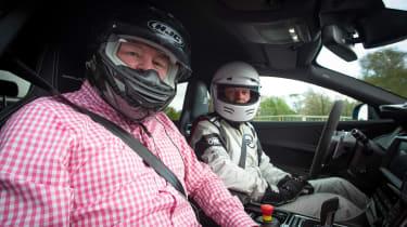 Jaguar XE SV Project 8 - Steve Sutcliffe