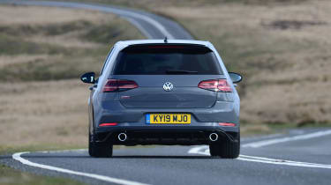 Volkswagen Golf GTI TCR - rear action
