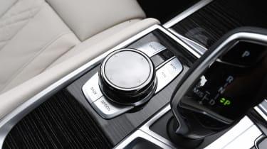 BMW 7 Series - interior detail