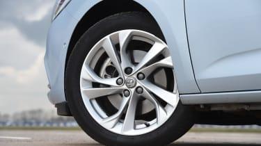 Vauxhall Astra diesel - wheel