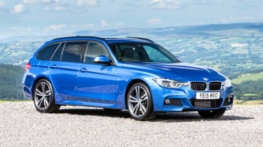 BMW 3 Series Touring - static