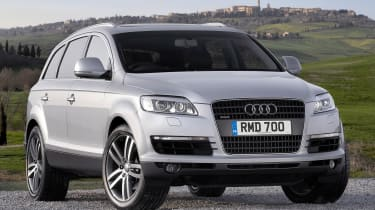 Best cheap 4x4s and SUVs - Audi Q7