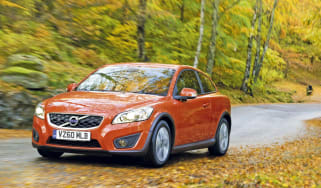 Volvo C30 DRIVe tracking