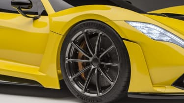 Hennessey Venom F5 front wheel