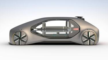 Renault EZ-GO concept - side