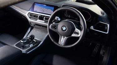 BMW M440i xDrive - dash