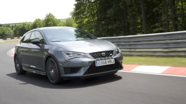 <strong>Jack Rix, Associate editor&nbsp;</strong>  <em><b>Tackling the 'Ring for the first time</b></em>&nbsp;  <span>I should've lapped the Nürburgring years ago; I drove all the way there to</span><span> do a university magazine