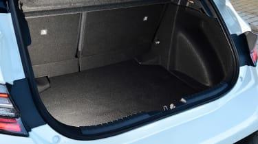 Toyota Corolla - boot