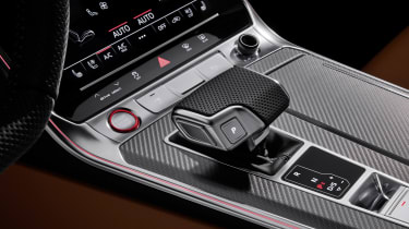 Audi RS 6 Avant - transmission