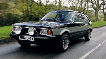 With Talbot's proven rally pedigree and engineering input from Lotus, the 2.2-litre 150bhp Talbot Sunbeam Lotus was the result of a winning partnership.