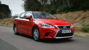 Lexus CT - most reliable cars