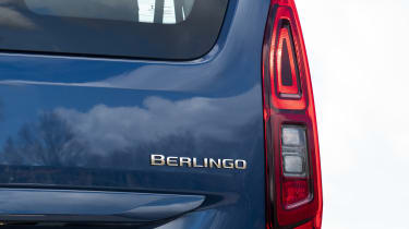 Berlingo rear lights
