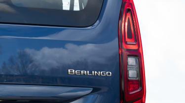 Berlingo rear lights