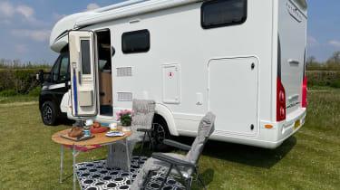 Bertie - campervan