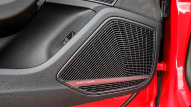 Audi S5 Cabriolet - speaker