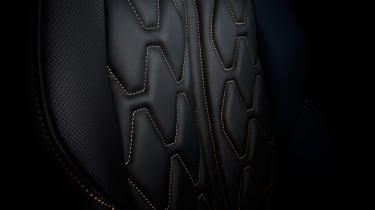 New Peugeot 508 - seat detail