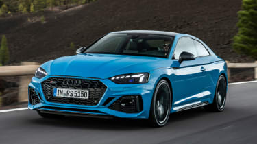Audi RS 5 Coupe - front