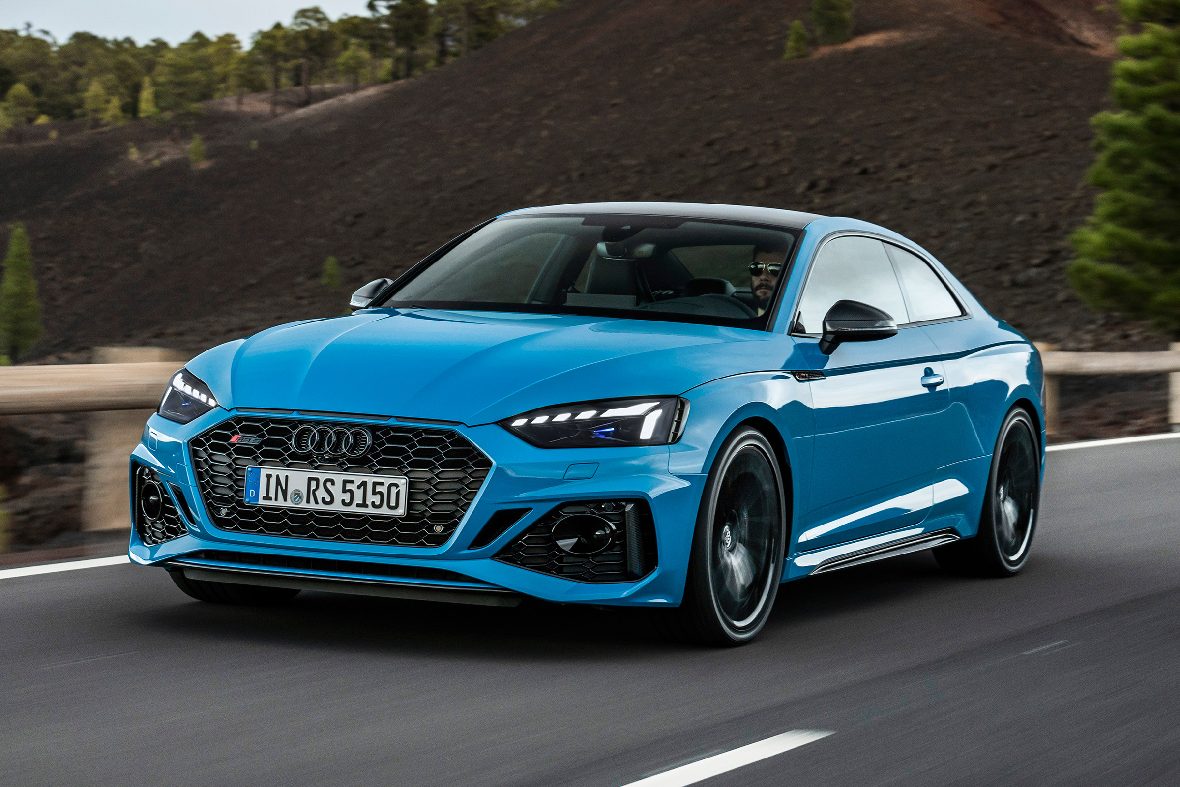 Audi Rs 5 Coupe And Sportback Models Get 2020 Tweaks Auto Express