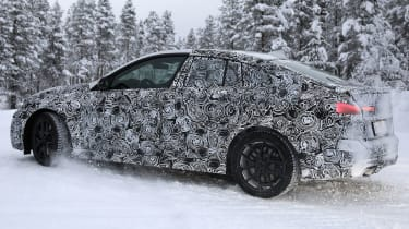 BMW 2 Series Gran Coupe spies - winter 3/4