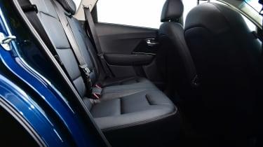 Kia Niro - rear seats